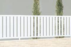 ハイミレーヌR4型フェンス ホワイト(アイボリーホワイト)