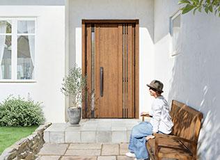 リシェント玄関ドア3・リシェント玄関ドア3防火戸