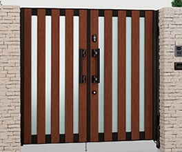プレミエス門扉