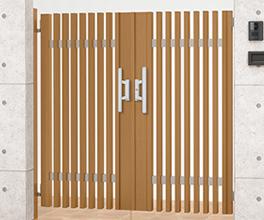 プログコート門扉1型