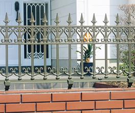 アルミ鋳物フェンスシリーズ