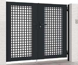 ライシス門扉