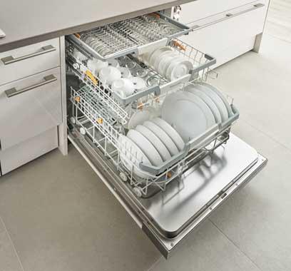 ミーレ製 ビルトイン食器洗い機