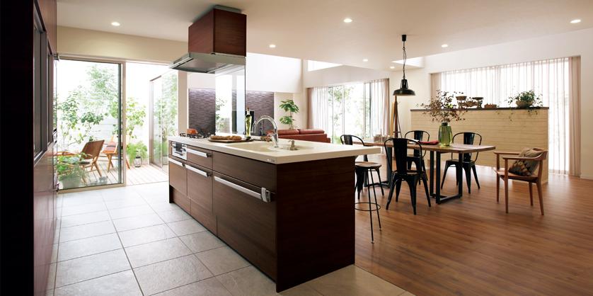 LIXIL | キッチン | サンヴァリエ ...