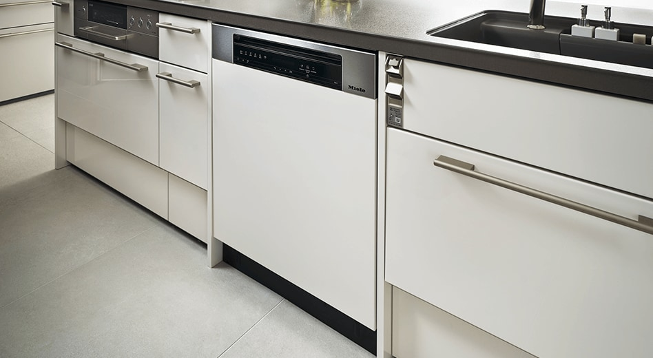 ミーレ製の食器洗い機