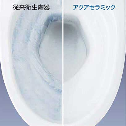 汚物に対する汚れを防ぐ