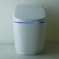 用藍光通知鍋中的滅菌設置。