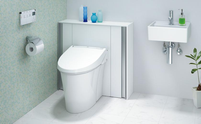 リフォレ キャビネット付トイレ