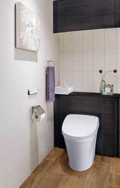 Lixil トイレ リフォレ 施工イメージ Plan8