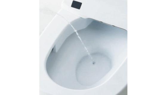 泡で飛沫を抑えお掃除ラクラク泡クッション