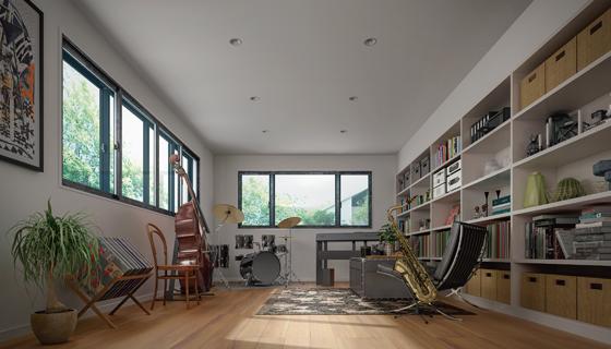 インプラス for Renovationで叶える機能+デザインの窓