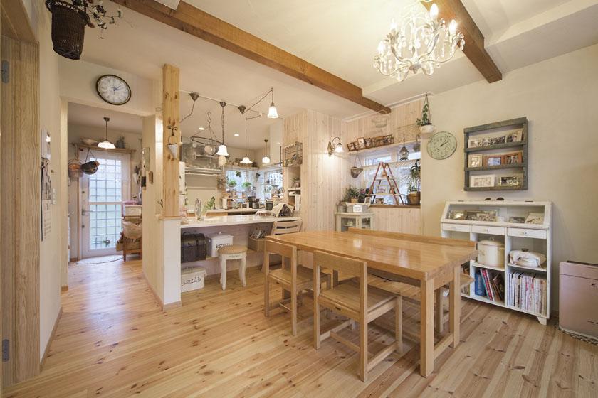 憧れの「おうちカフェ」が完成。の写真