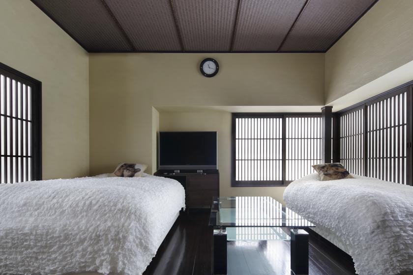 海外からのお客様に、上質の和空間を。の写真