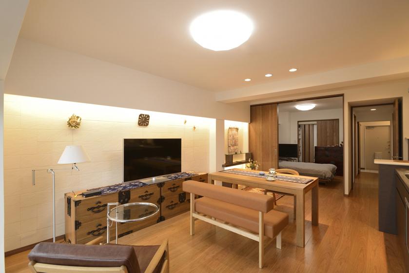 エコカラットと和家具。の写真