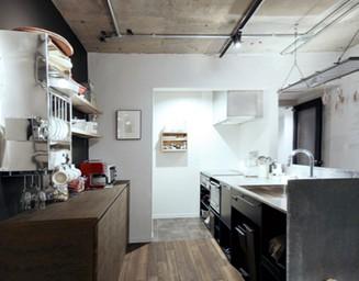 こだわりのキッチン。の写真