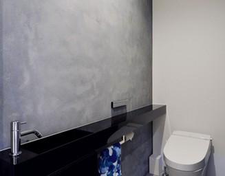 機能性の高いトイレです。の写真