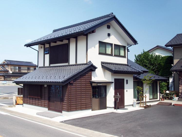 外観は「京町屋」をイメージ。の写真
