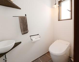 ひろびろ、トイレ。の写真