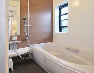 おちついた浴室。の写真