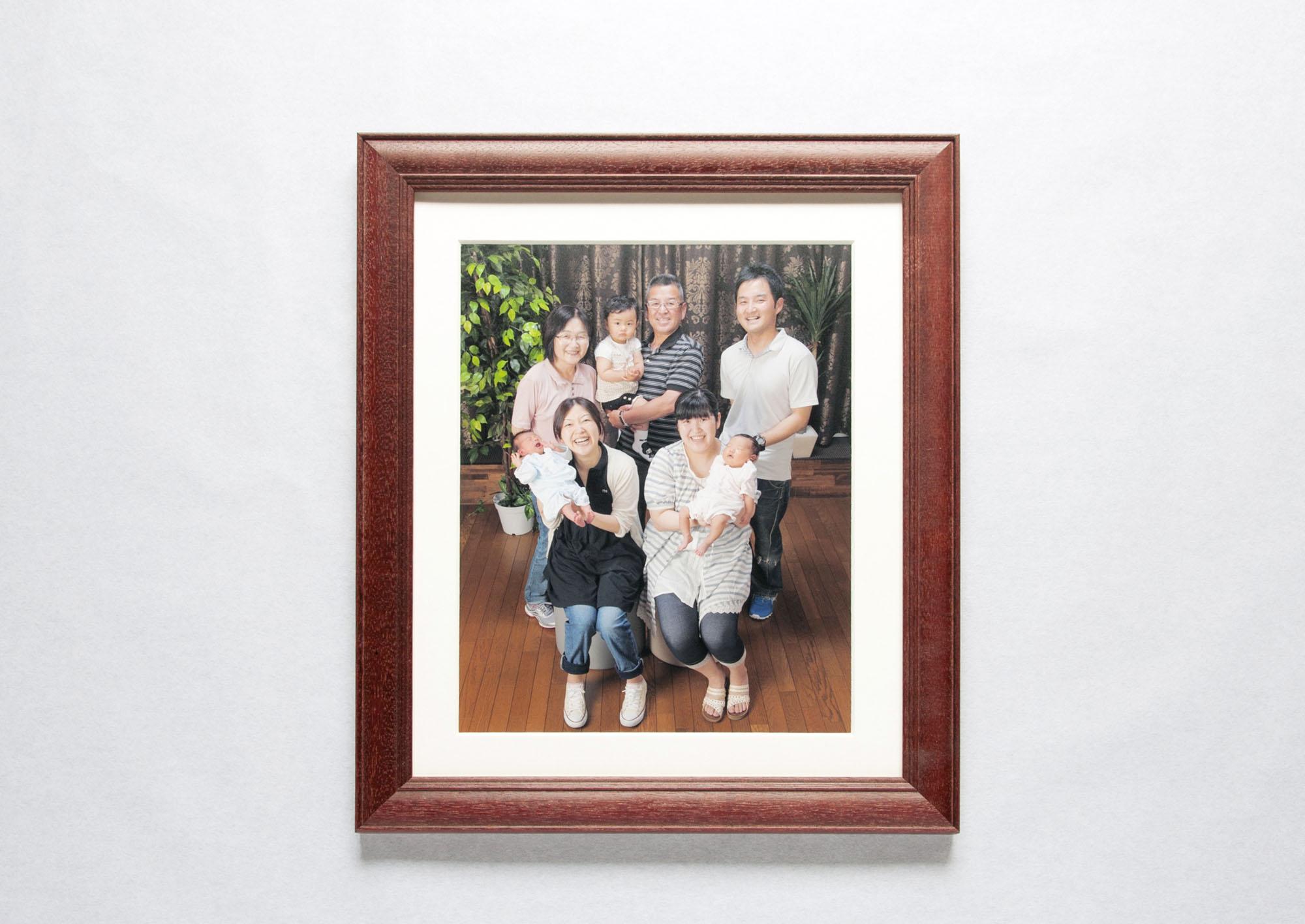 遠方に住む家族がみんなで集まれる、ゆとりの空間。の写真