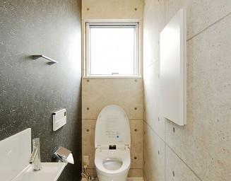 ワンランク上のトイレ空間。の写真