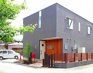 コンパクトでも上質な家。の写真