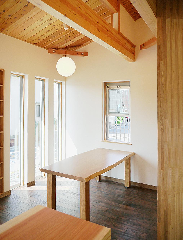 居心地のよい事務所空間。の写真