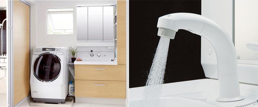 洗面台の種類1