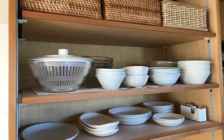 棚 方法 食器 収納